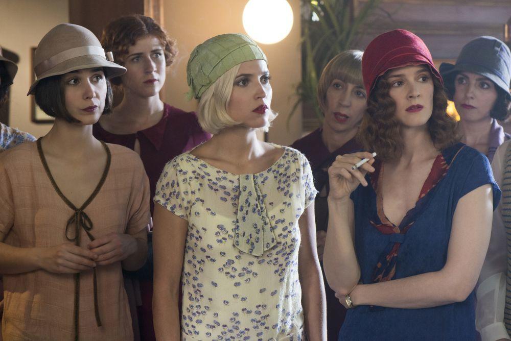 En diciembre se estrena la segunda temporada de Las chicas del cable