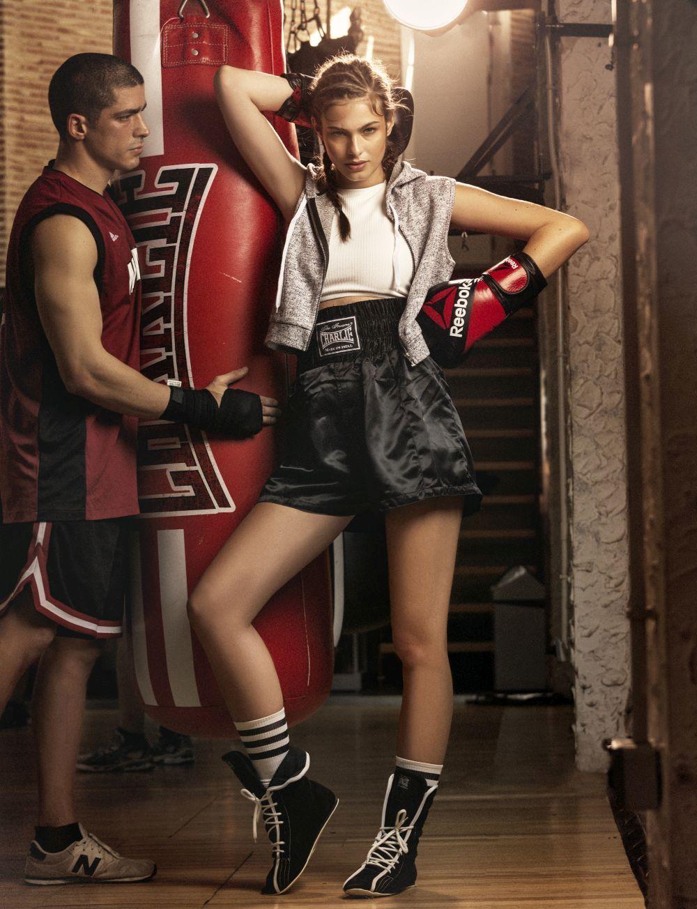 El boxeo adelgazar mujeres peleas
