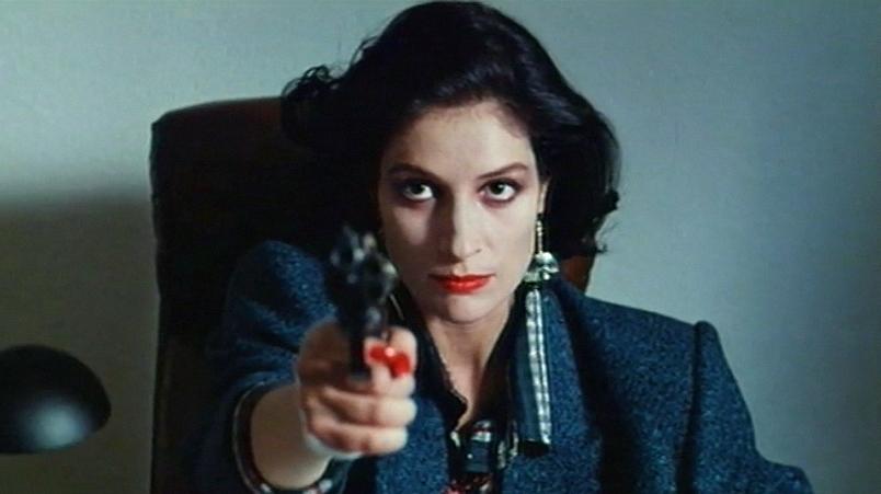 """Assumpta Serna en una escena de la película """"Matador"""" (1986), de..."""