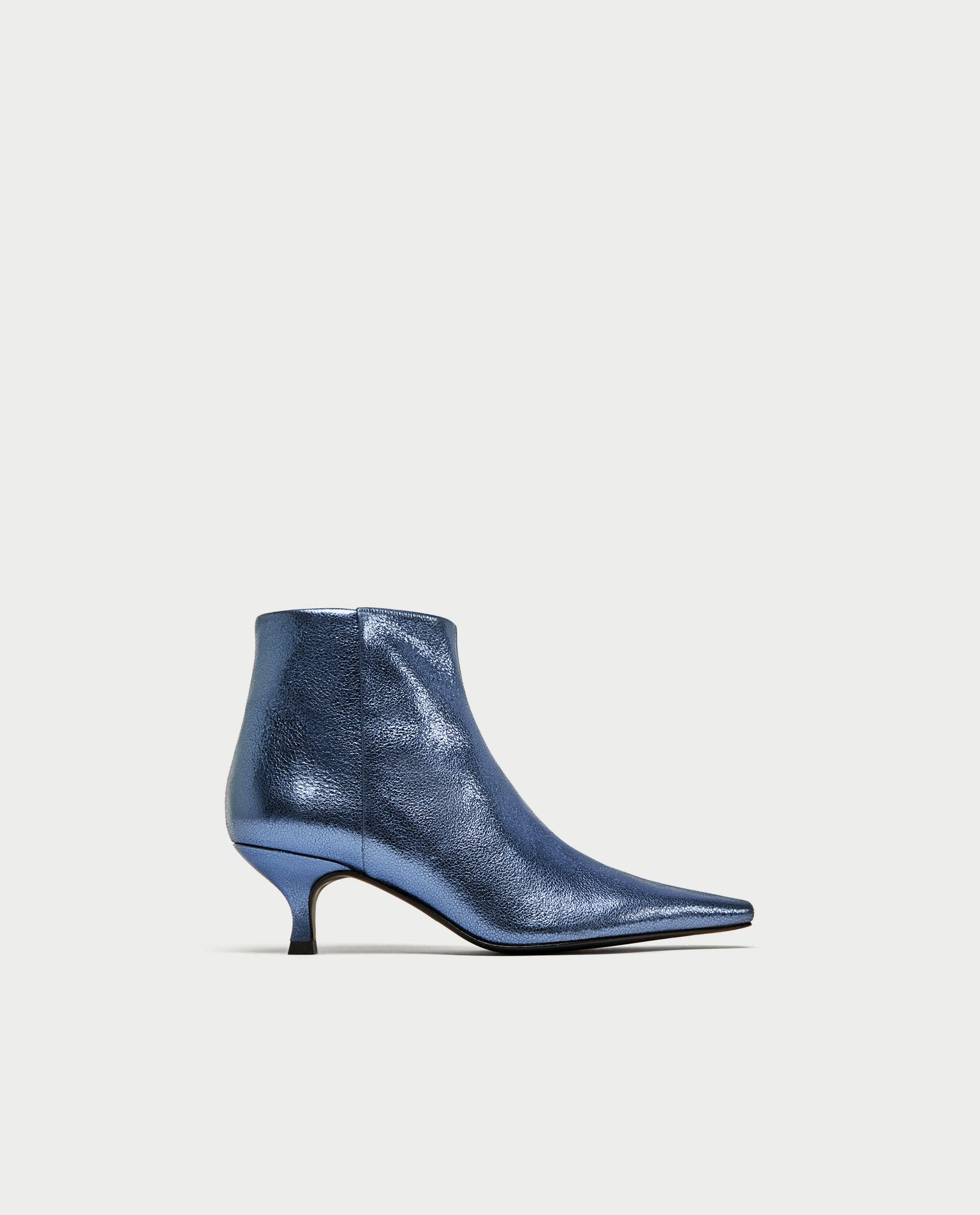 Los botines firmados por Zara