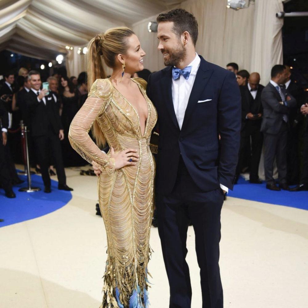 Blake Lively y Ryan Reynolds, una pareja de lo más divertida