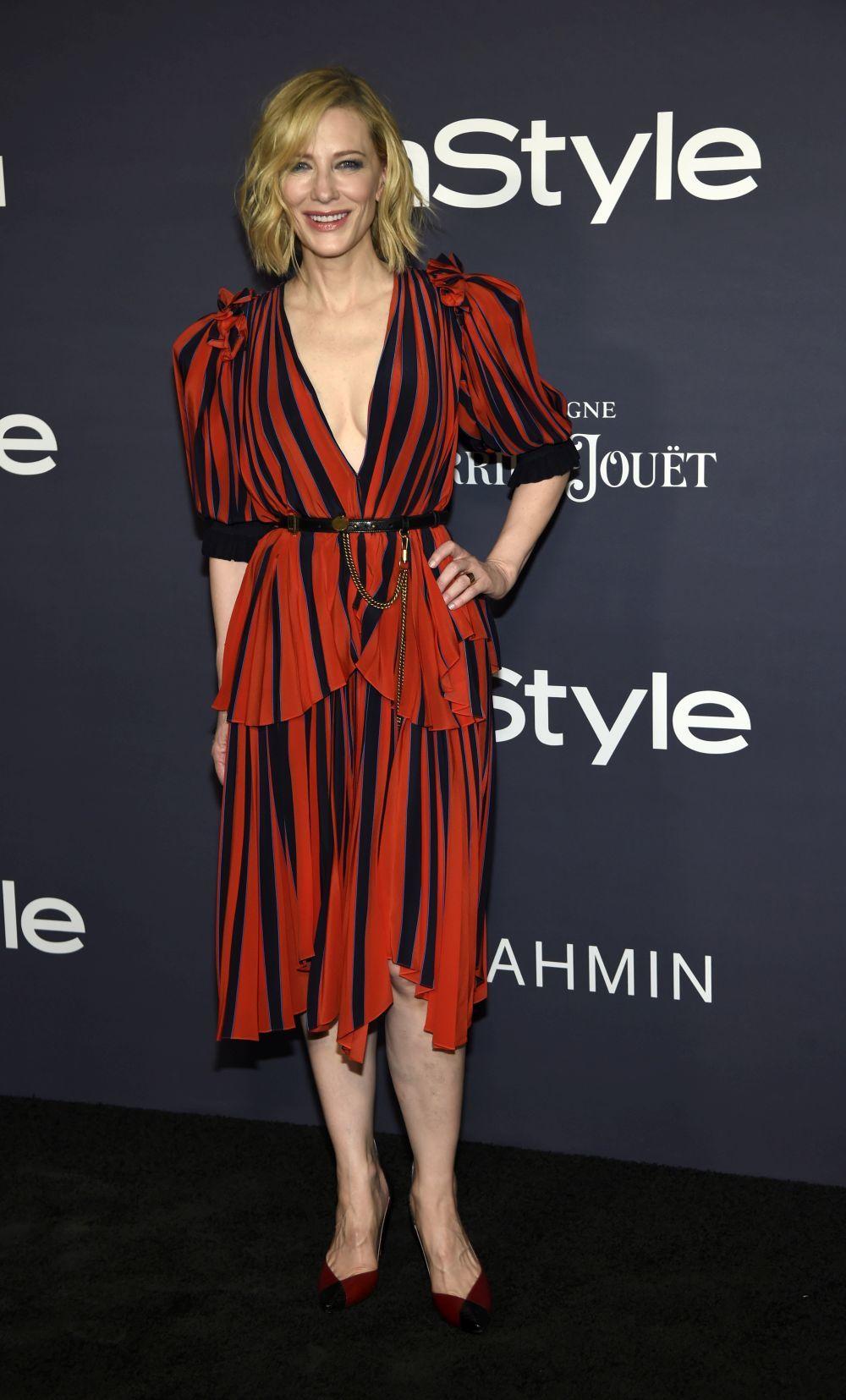Cate Blanchett con vestido de Givenchy.