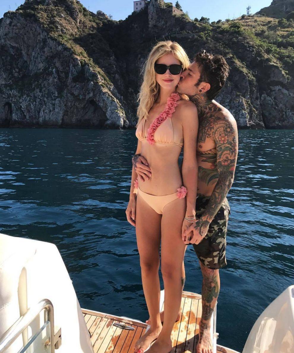 Chiara Ferragni y Fedez podrían ser padres en 2018