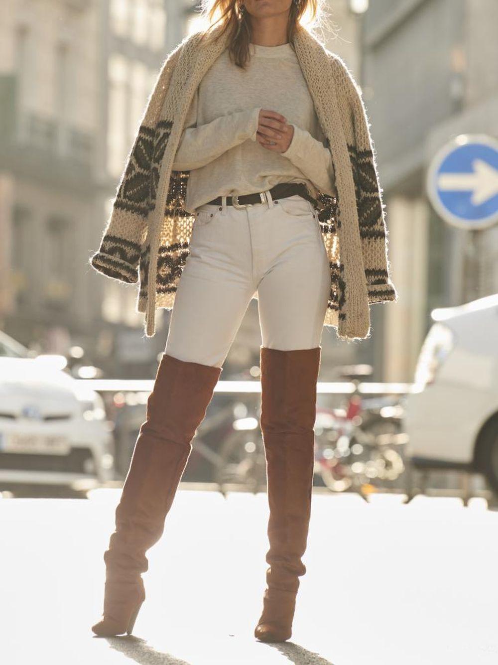 d30b7957a0 Lección de estilismo con Gabriela Bilbao