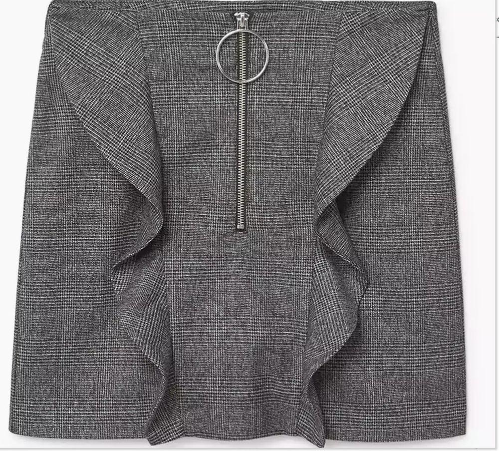 Falda de Mango (25,99 euros)