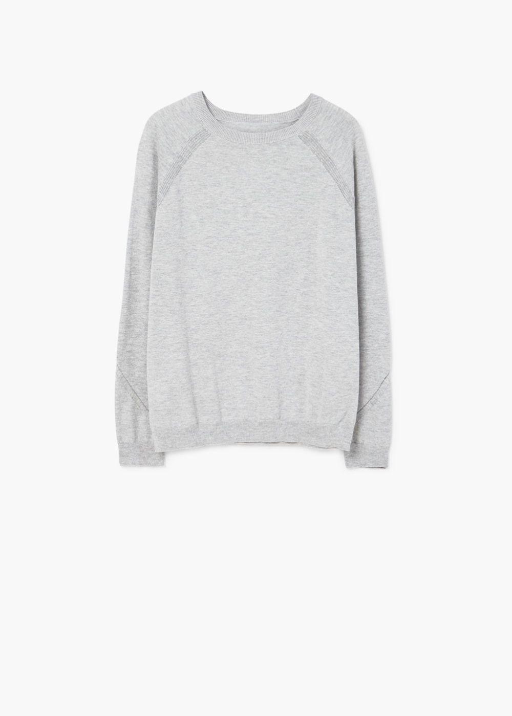 Jersey de Mango (12,99 euros)