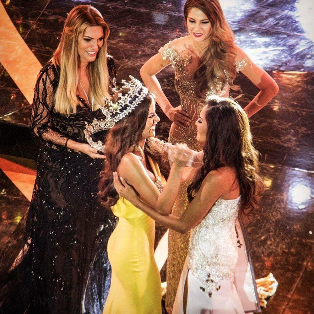 Coronación de Miss Perú para el 2018