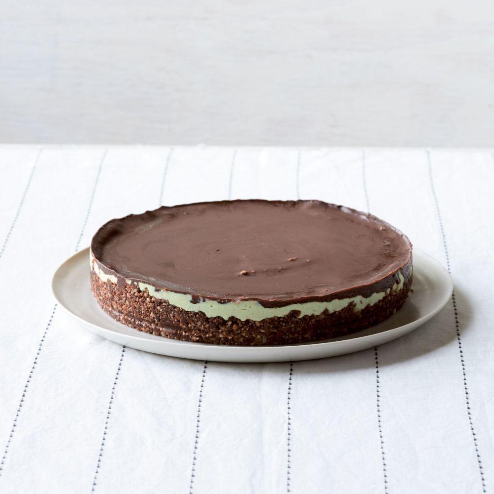 Tarta de chocolate con naranja, la versión perfecta para los veganos