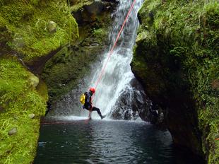 Cayoning en Madeira