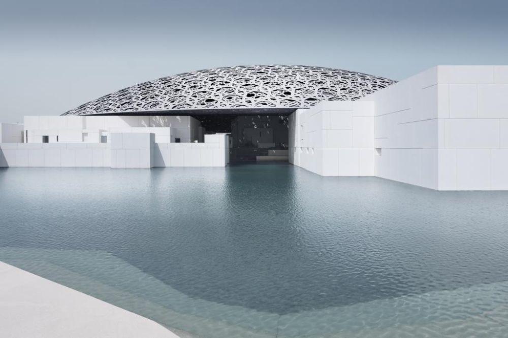 Museo Louvre Abu Dhabi.