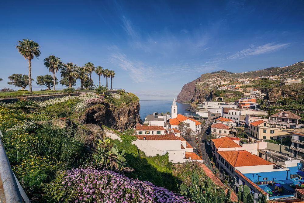 Cámara de Lobos, Madeira (Portugal)