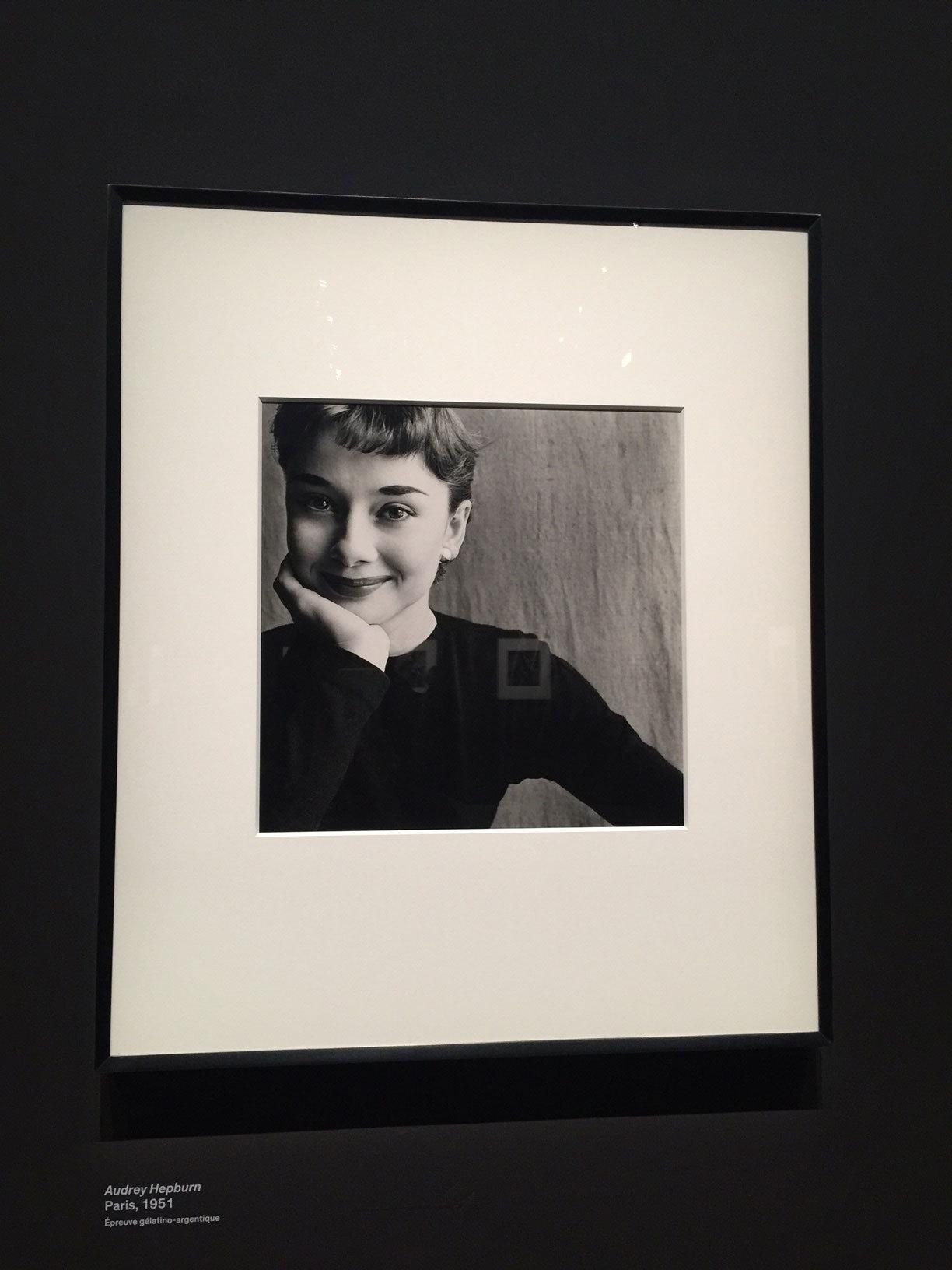 La expo de Irving Penn en el Grand Palais.