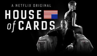 Cartel de la serie de Netflix  'House of Cards'