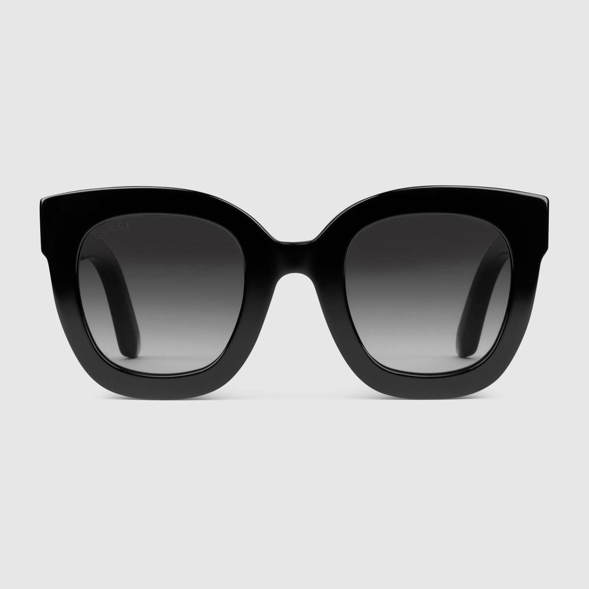 Gafas de sol de Gucci (290 euros).