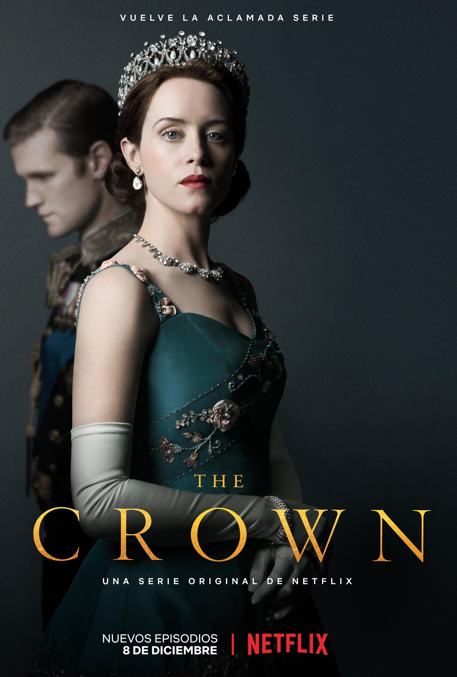 La serie <em>The Crown</em> presenta el tráiler de su segunda...
