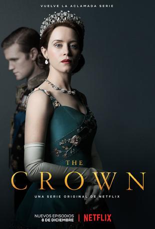 La serie <em>The Crown</em> presenta el tráiler de su...