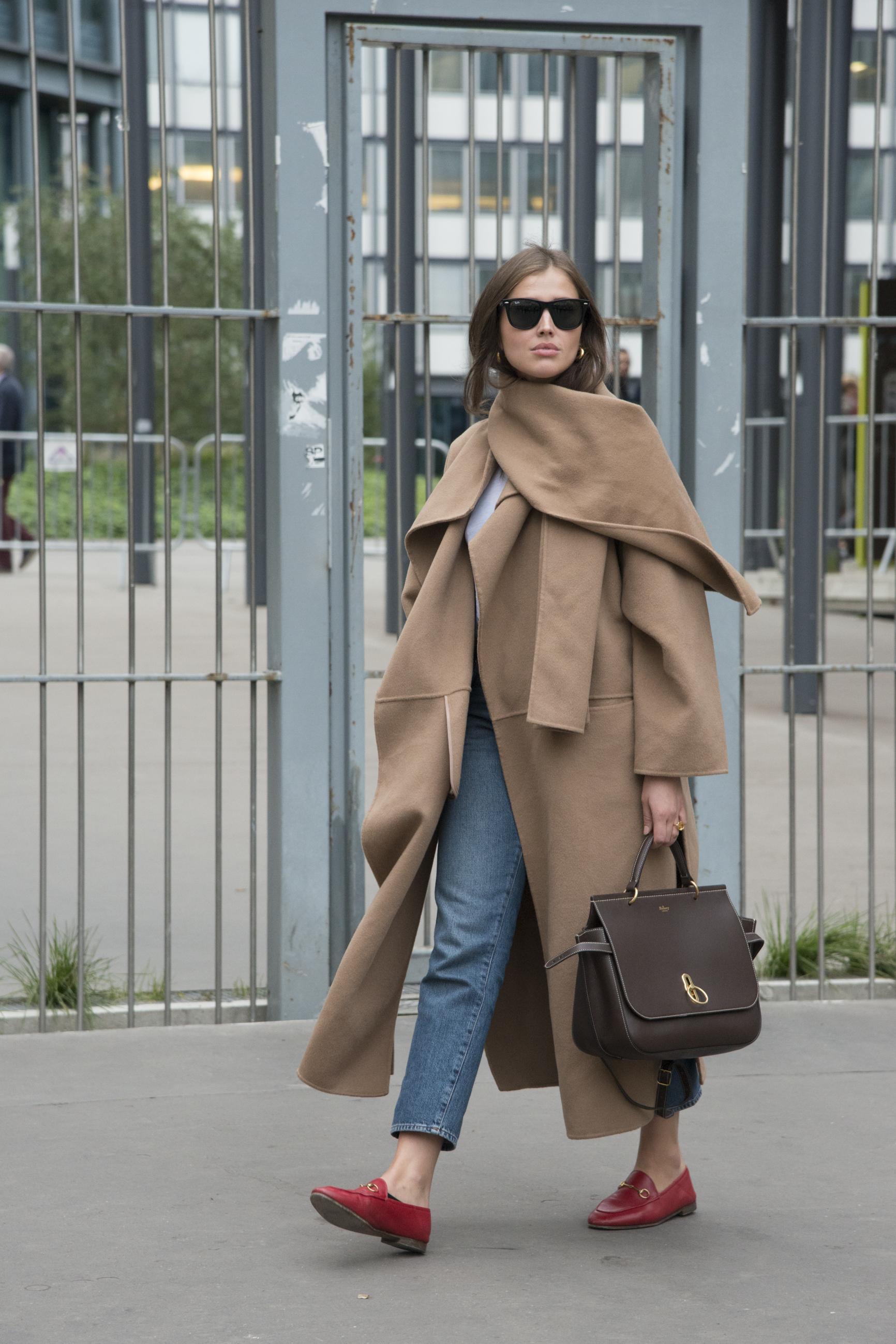 Añade unos mocasines al look para conseguir el estilo perfecto de la...