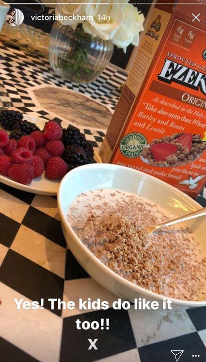 El porridge de cereales orgánicos con frutas rojas, otro de los...