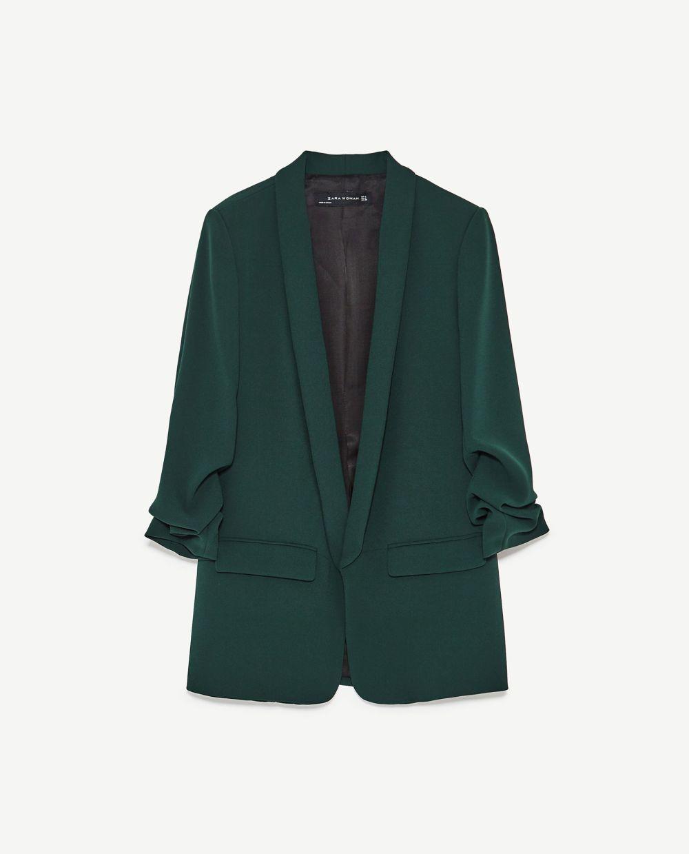 Chaqueta de Zara (29,95 euros)