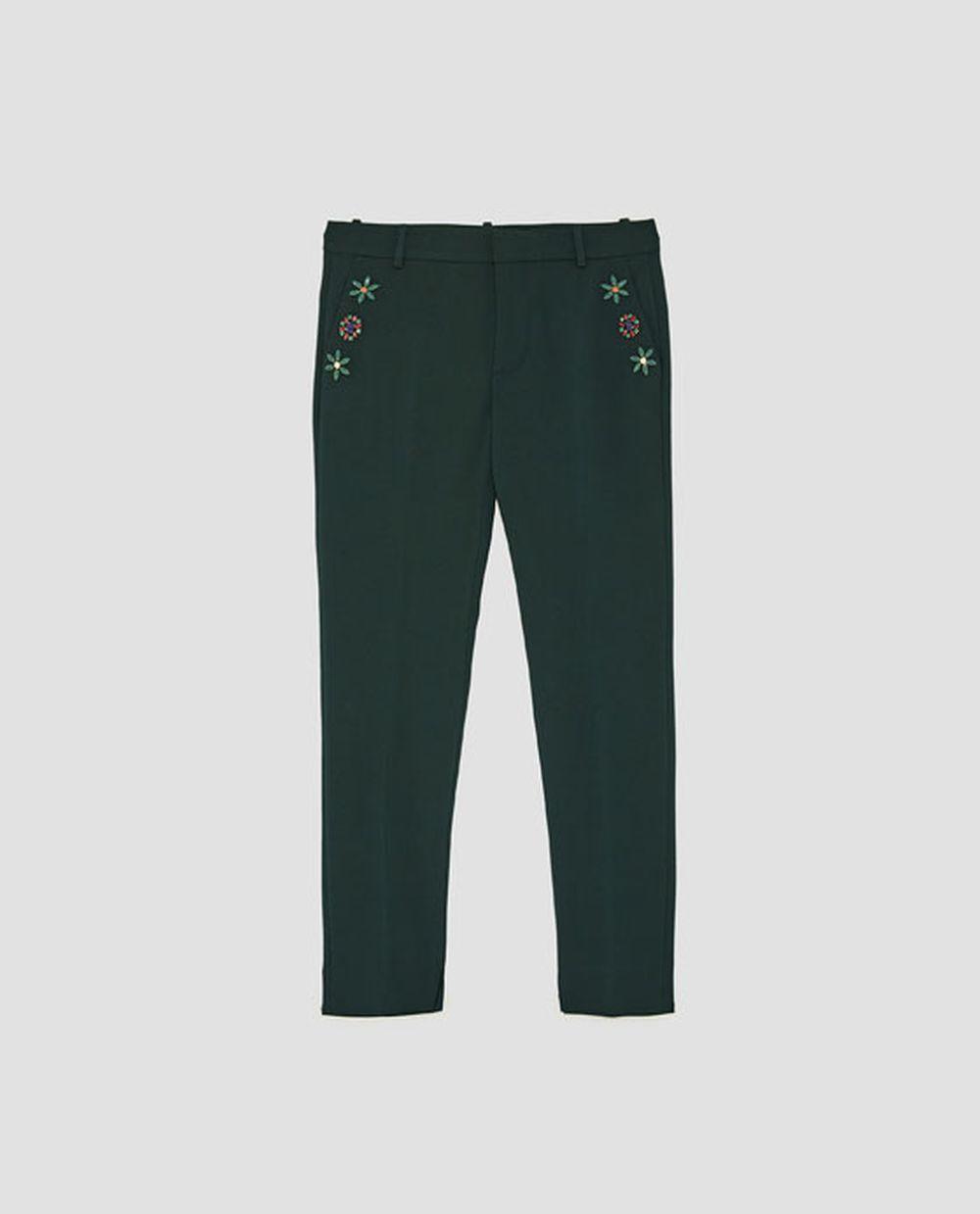 Pantalón de Zara (29,95 euros)