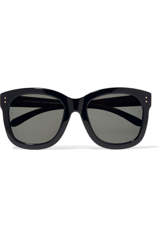 Gafas de Sol de Linda Farrow (550 euros)