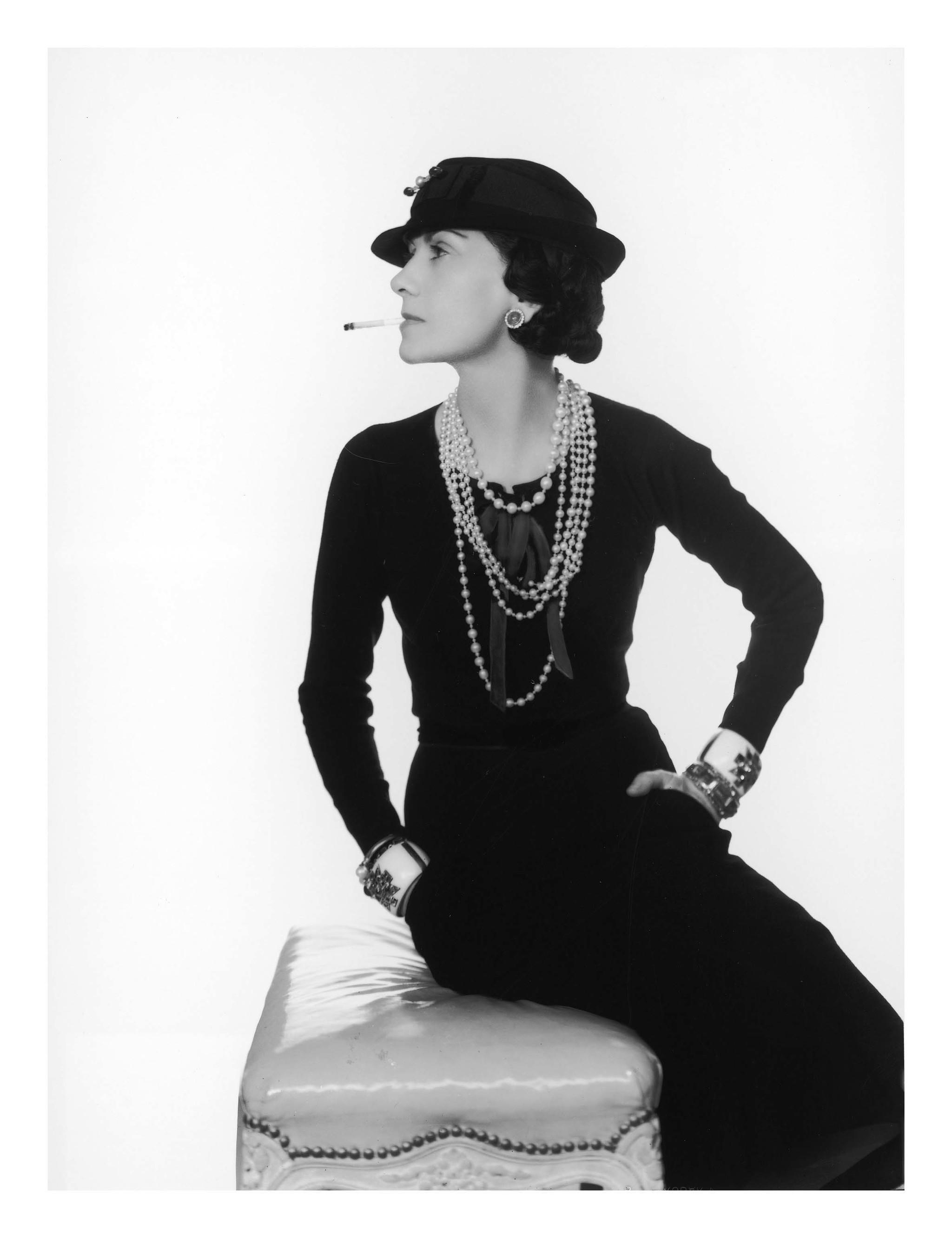 Chanel supo ser diferente.