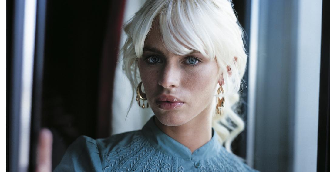 La modelo Minerva Portillo fotografiada para TELVA por Josephine...