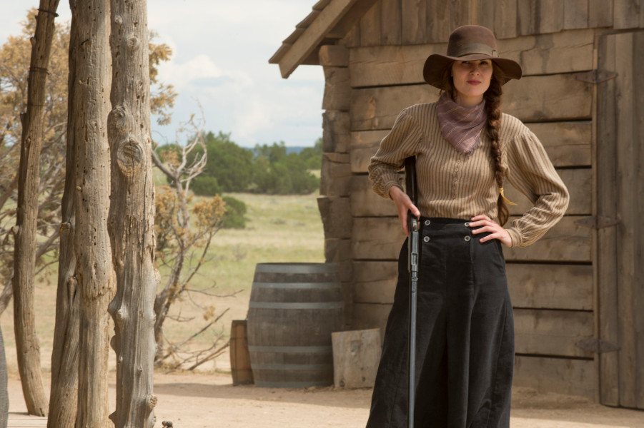 Michelle Dockery, de Dowtown Abbey, interpretará a Alice Fletcher en...