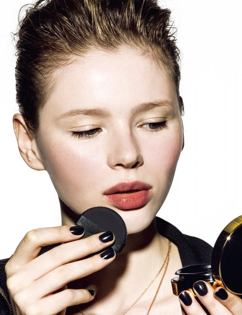 El maquillaje no debería tener que retocarse. El secreto es usar los...