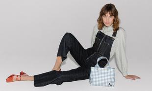 Alexa Chung diseña su primer bolso