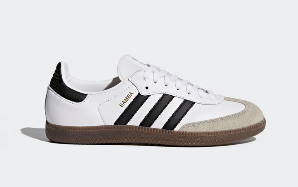 Sneaker Samba (99,95 euros)