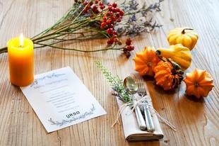Para el día de Acción de Gracias, URSO Hotel & Spa te propone un...