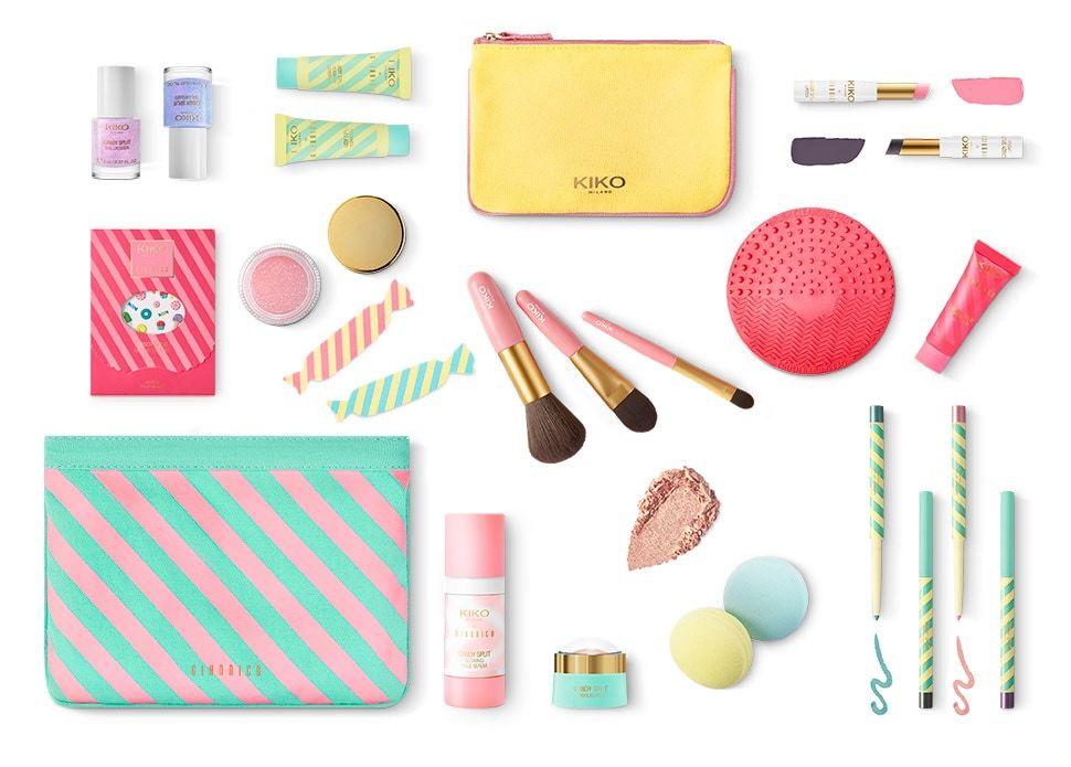 Los productos y accesorios de esta línea cosmética, desde el...