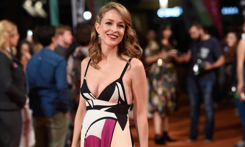 Silvia Abascal anunciaba su embarazo durante el Festival de...