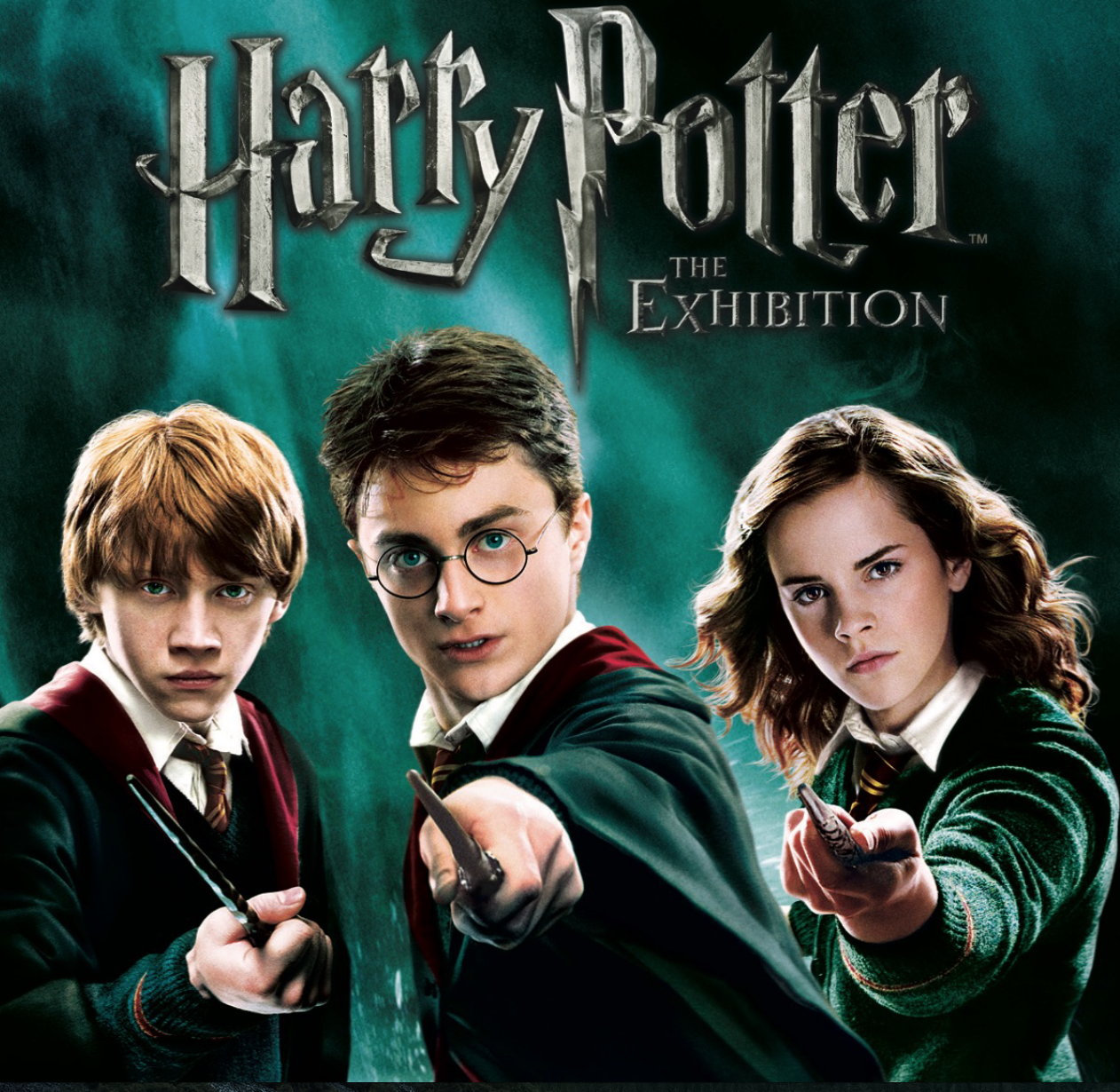 """Harry Potter: The Exhibition"" llega a Madrid."