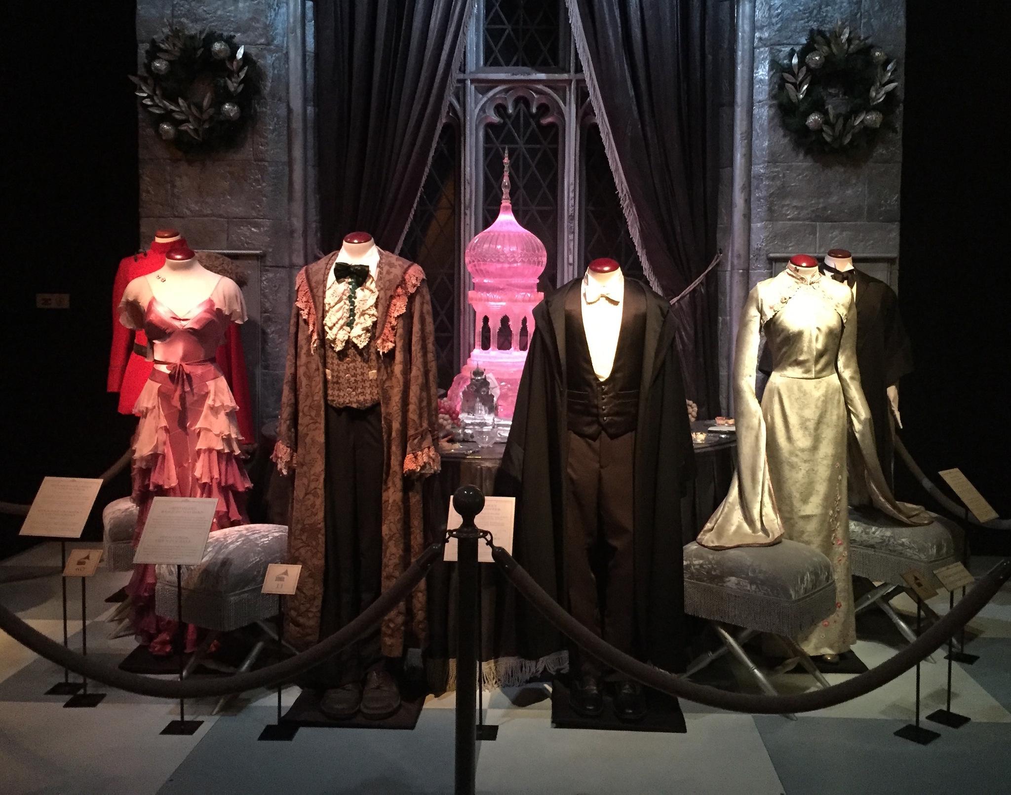 Los trajes lucidos por los protagonistas durante el famoso Baile de...
