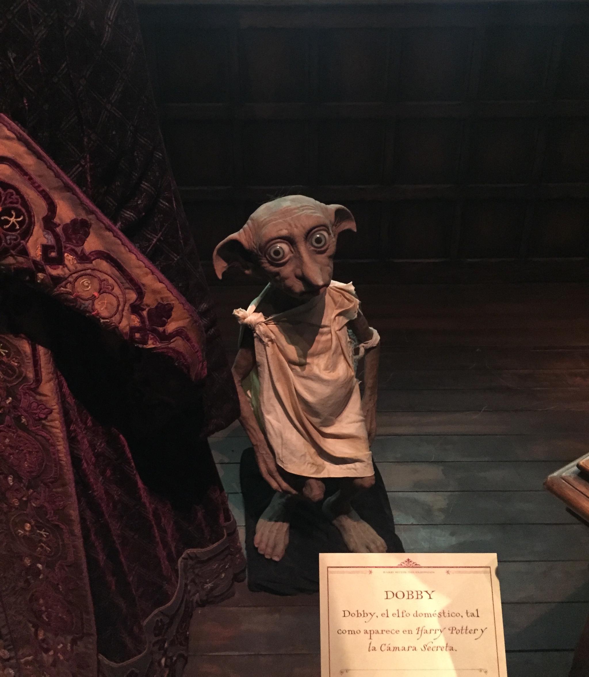 El elfo Dobby.
