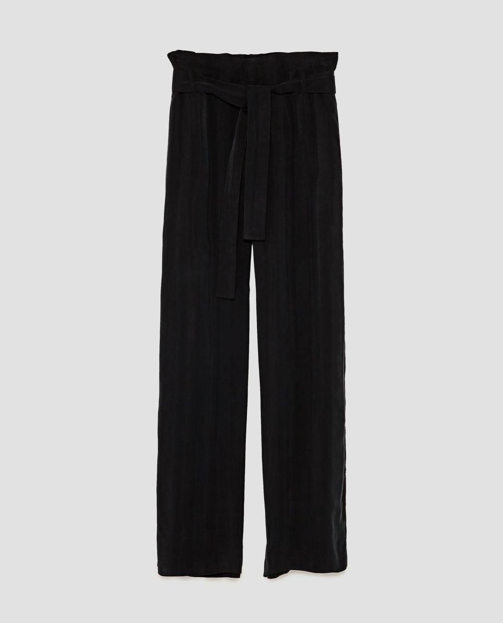 Pantalón ancho de Zara (29,95 euros)