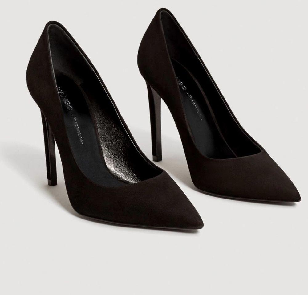 Zapato de salón de Mango (79,99 euros)