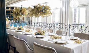 TELVA ejerció de anfitriona para celebrar una comida junto a Chanel,...