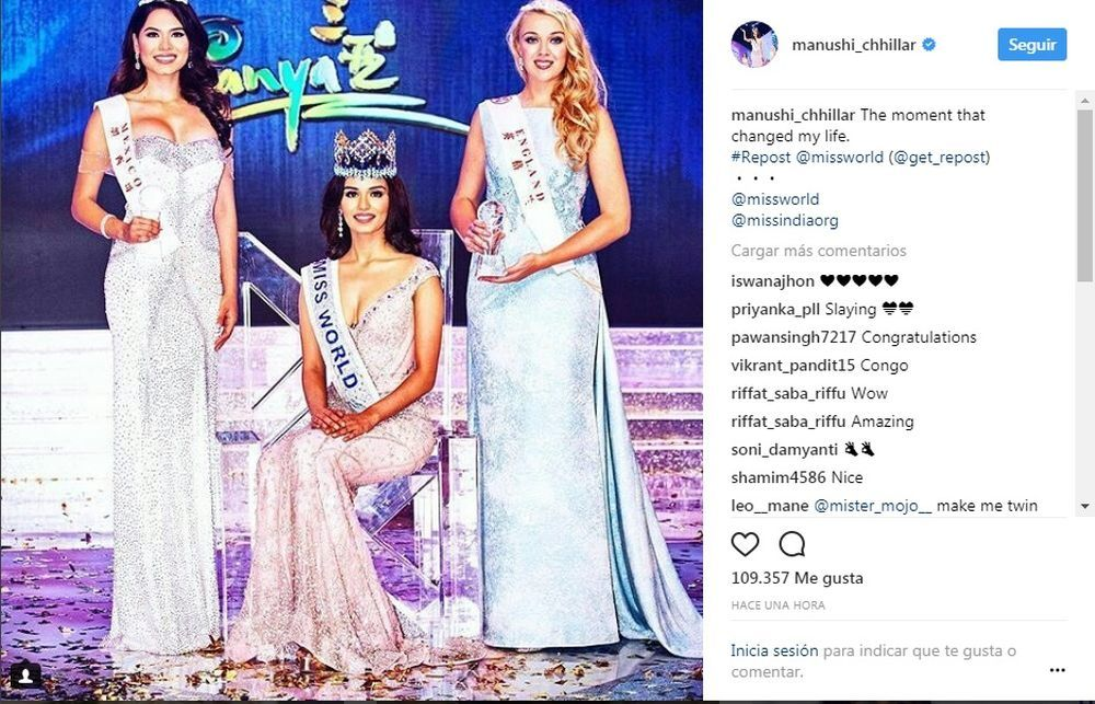 Miss World 2017 junto con las debutantes de México e Inglaterra