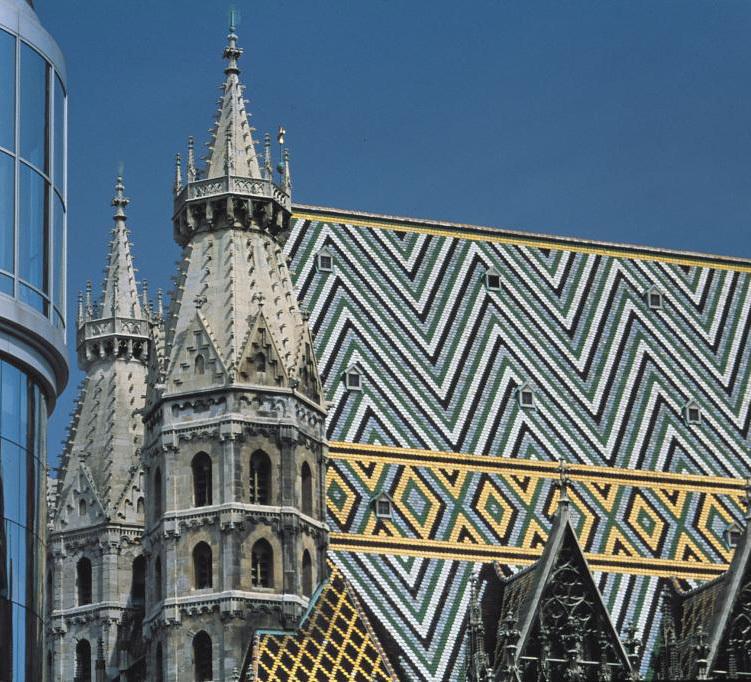 Catedral de San Esteban, Viena.