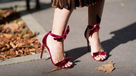 ¿Te apetece comenzar tu outfit de Navidad por los pies?