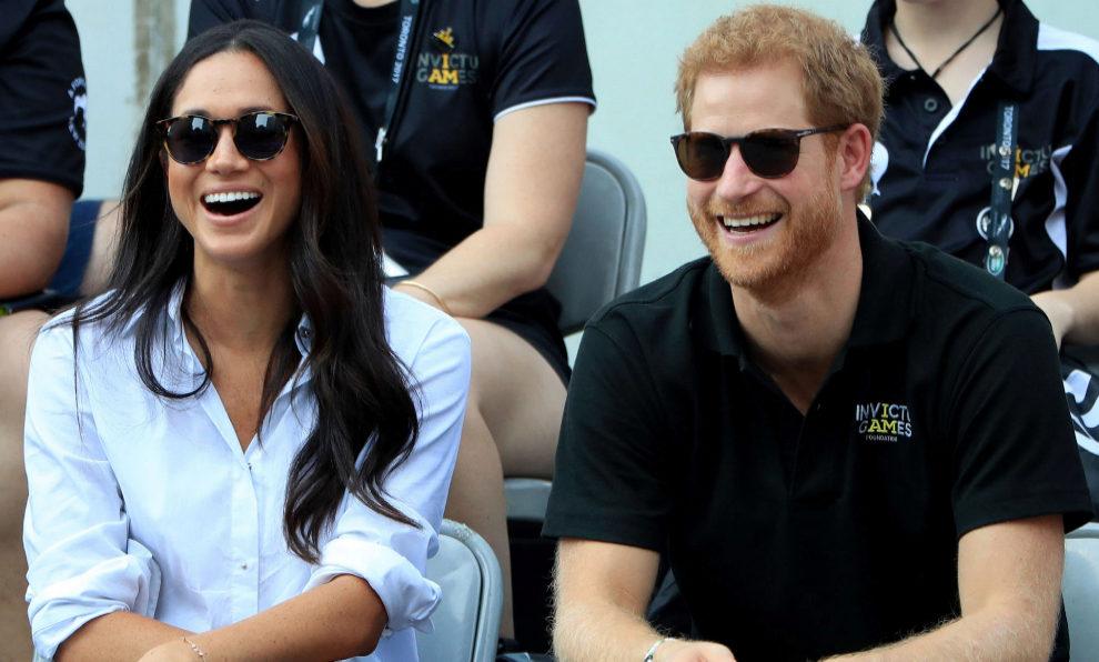 Meghan Markle y el príncipe Harry disfrutan de su ya consolidada...