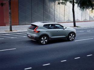 El nuevo XC40 de Volvo se venderá en 2018 en España.