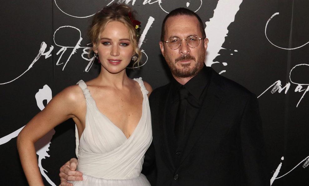 Jennifer Lawrence y Darren Aronofsky ya no son pareja.