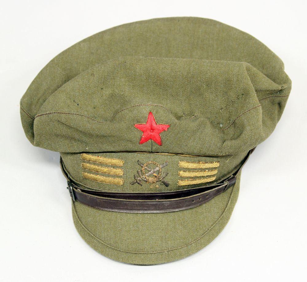 1938 - Gorro del Ejército Republicano de España