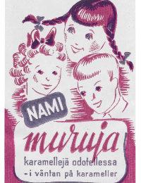 1943 - Bolsa de Migas deliciosas a la espera de caramelos