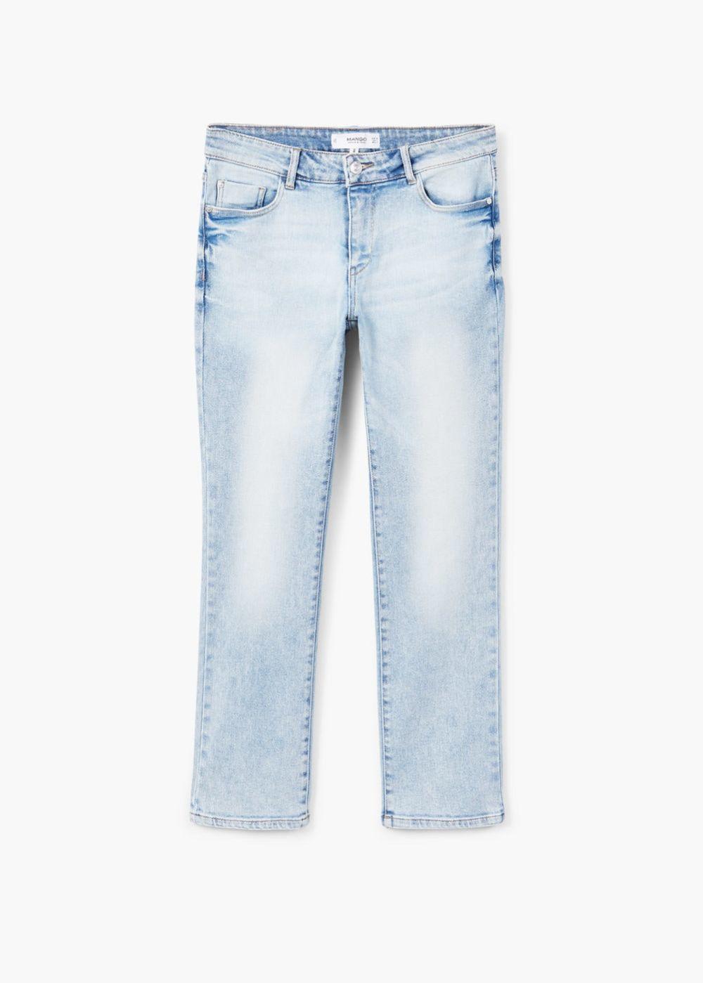Vaqueros mum de Zara (29,99 euros)