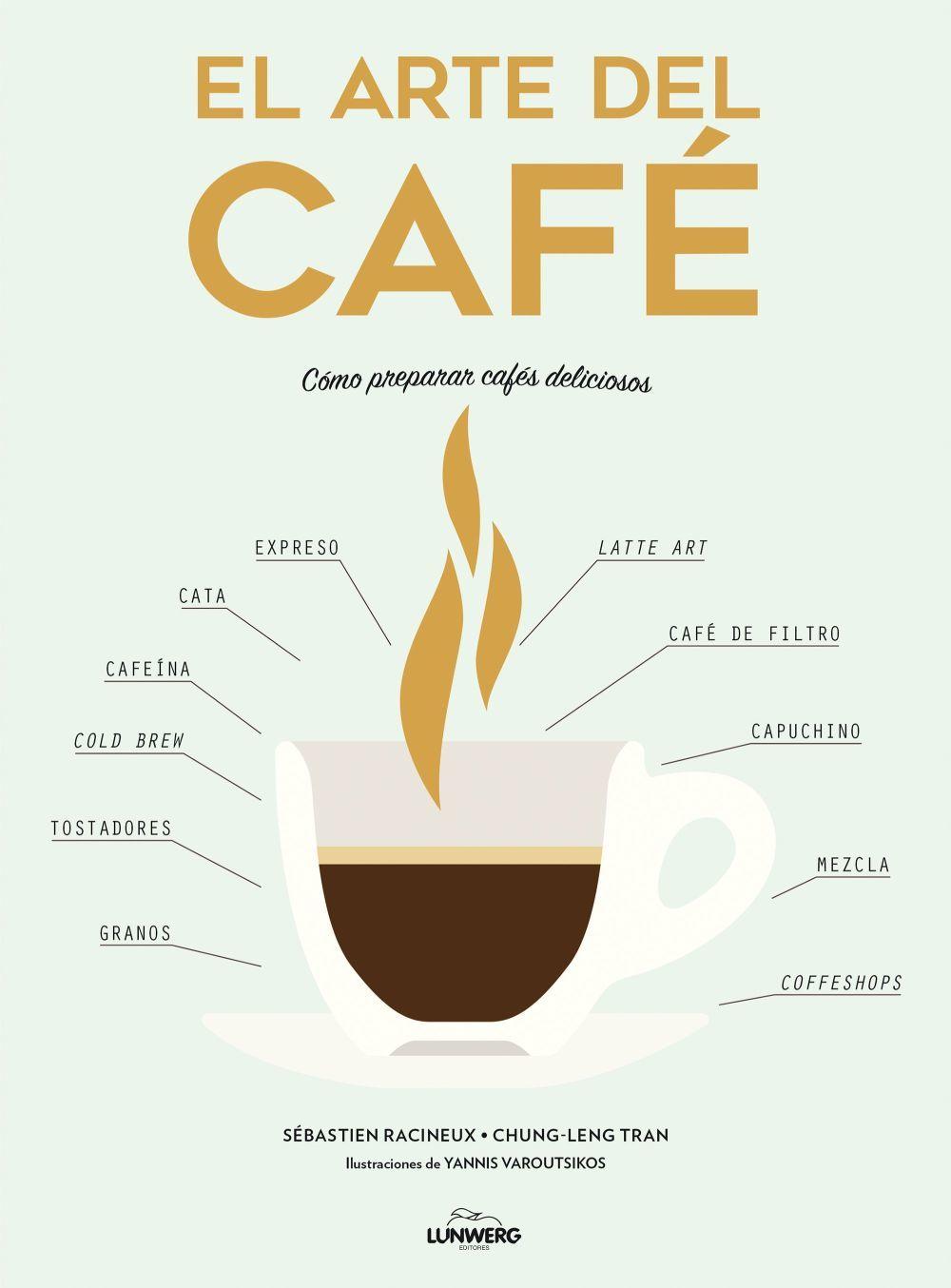 Estás ante un auténtico manual para los más cafeteros. Un libro...